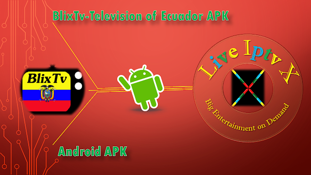Blix Tv  APK