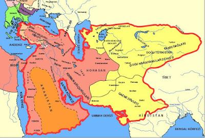 İslamiyeti Kabul Eden İlk Türk Devletleri