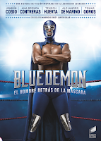 telenovela Blue Demon