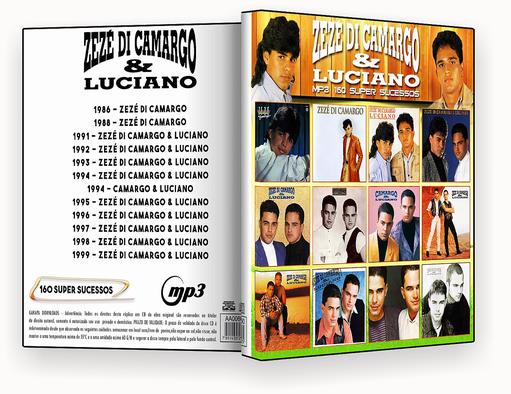 MP3 – Zezé Di Camargo & Luciano – Discografia 1