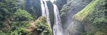 Keindahan air terjun Blang Kulam Salah satu destinasi wisata alam kebanggaan Aceh Utara
