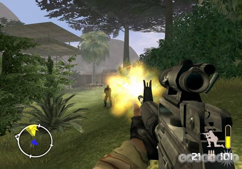 Black Hawk Down: Team Sabre