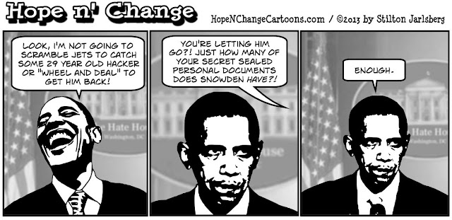 obama, obama jokes, snowden, nsa, espionage, hope n' change, hope and change, stilton jarlsberg, conservative, tea party, sealed documents, birth certificate