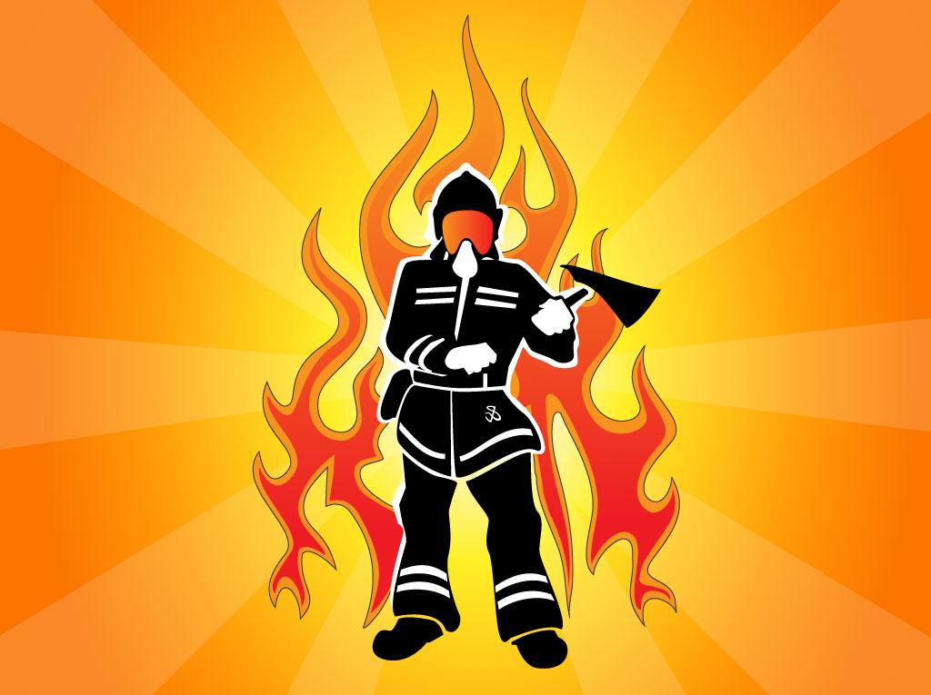 Пожарная символика картинки без подложки