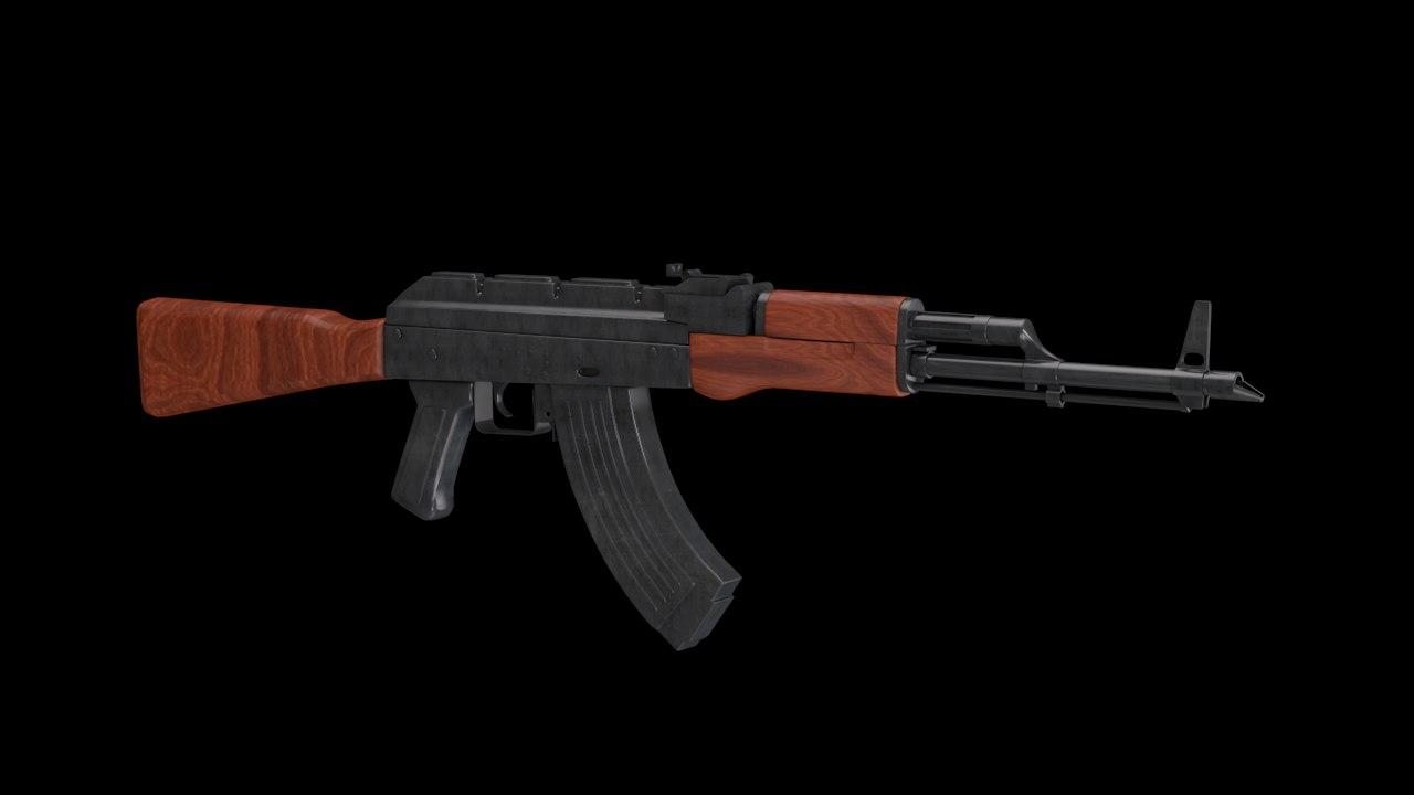 بندقية AKM,بندقية ,AKM,PUBG, اسلحة ببجي, ,AKM Gun, Gun,