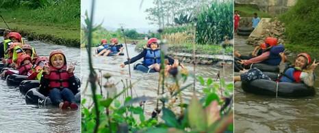 lokasi botans tubing desa winong kecamatan bawang banjarnegara