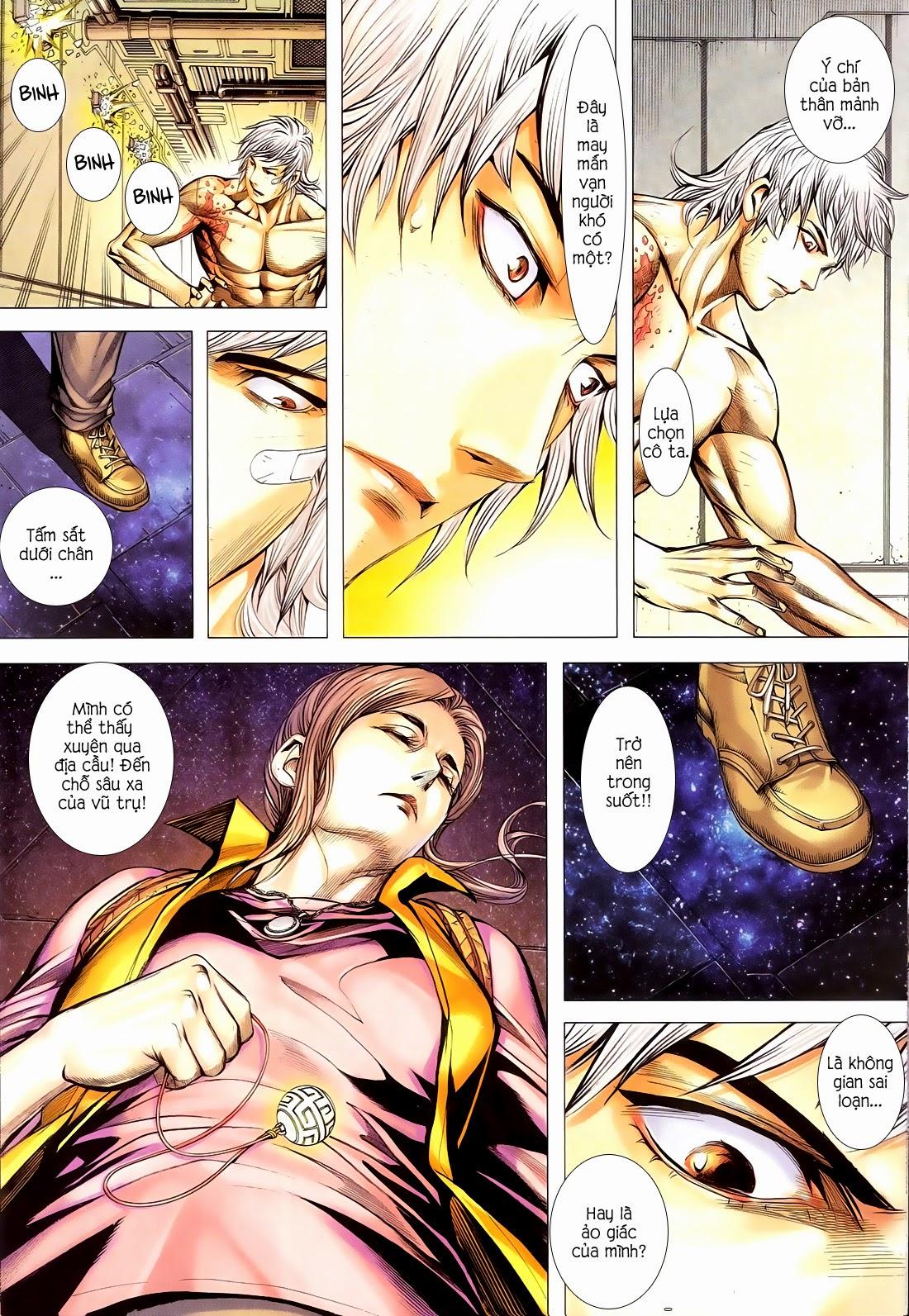 Đại Quân Phiệt chap 14 trang 14