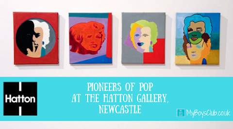 Pioneers of Pop at the Hatton Gallery, Newcastle