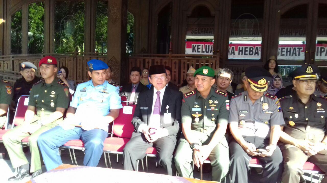 Kodim 0735 /Surakarta: Upacara Peringatan Hari Anti Narkoba Internasional