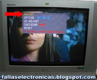 como configurar brillo de tv samsung