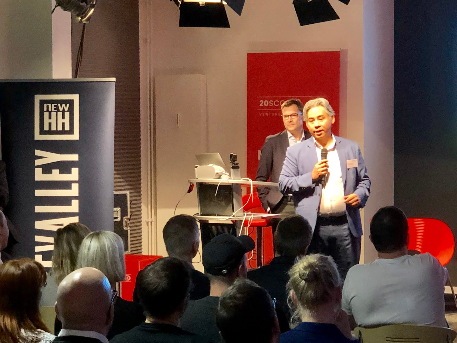 HANSEPARTNER: Hackers+Founders@work 11. Juni '19