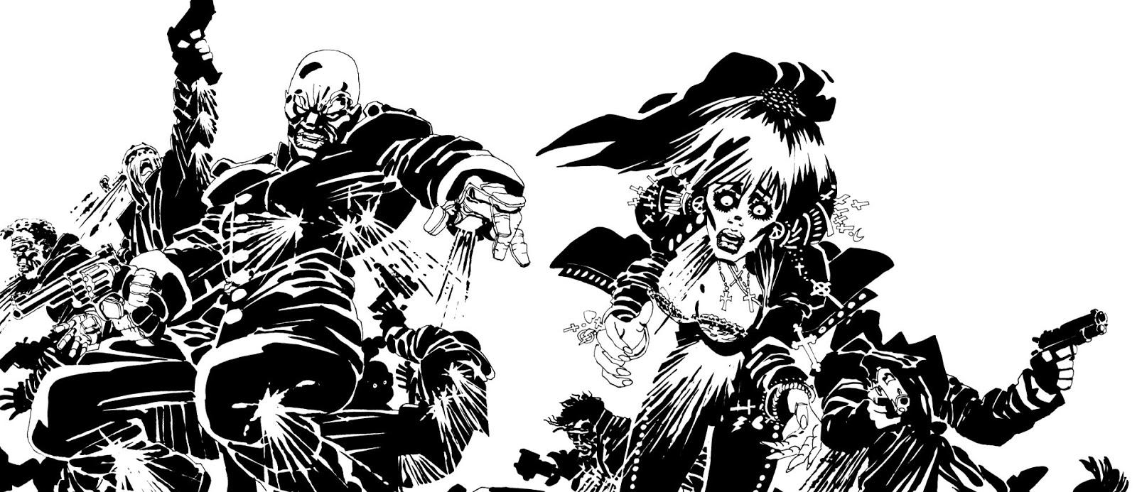 Total Comic Mayhem : SIn City Key Comics Part 3