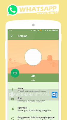 Mi - Whatsapp V2.19.73 By Azhar Rivaldi