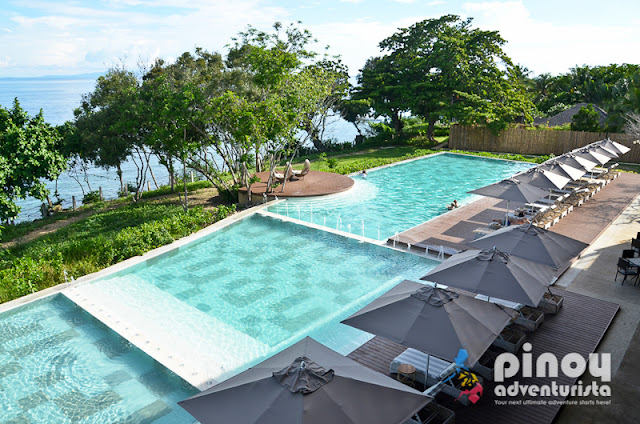 Swimming Pool at Amorita Resort Bohol