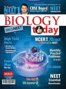 MAGAZINE : - Biology Today - October 2016