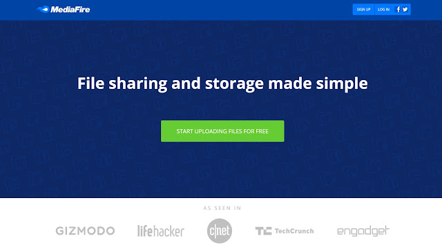 Top best online file sharing sites