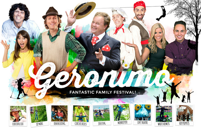 Geronimo Family Festival - To Become Mum