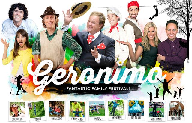 Geronimo Family Festival - To Become Mum