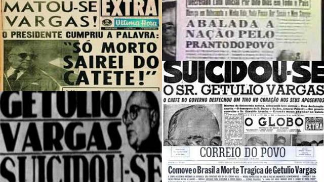 28093c6c4cb A campanha de imprensa que levou Getulio ao suicídio