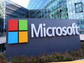 Microsoft perusahaan teknologi yang terbesar dan digemari di Indonesia dan dunia