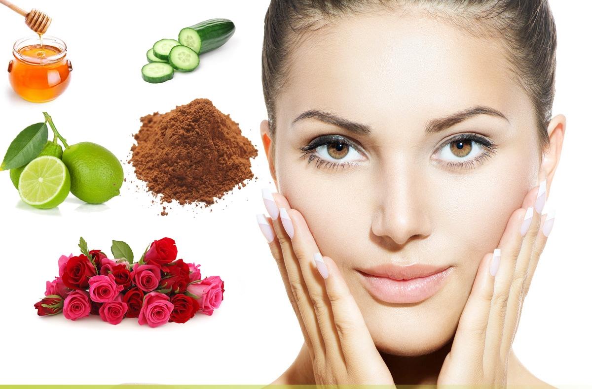 Bahan Herbal Untuk Kecantikan Wanita