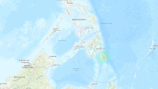 Terremoto de magnitude 7,2 atinge ilha no sul de Filipinas
