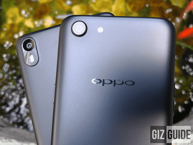 Infinix Hot S3 vs OPPO A83 - Quick Camera Comparison