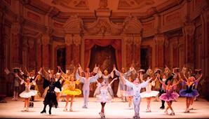 LA BELLA DURMIENTE por el Ballet Estatal de San Petersburgo Sobre Hielo