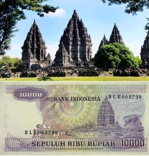 uang kertas 10 ribu rupiah