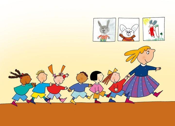 Stare bene a scuola for Siti maestre scuola infanzia