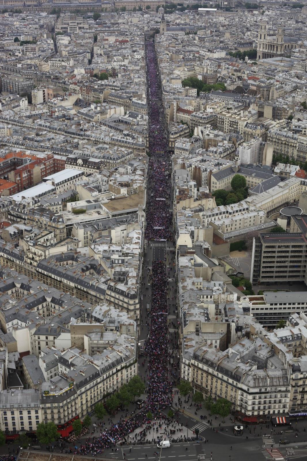 galliawatch the police say 160 000 le salon beige says one million