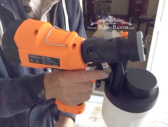 Tacklife Paint Sprayer, Bliss-Ranch.com