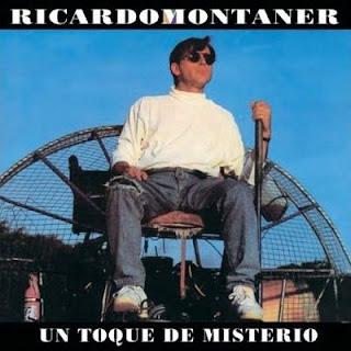 UN TOQUE DE MISTERIO - RICARDO MONTANER (1989)