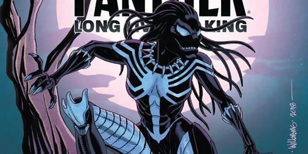 Black Panther Venom (N'gozi)