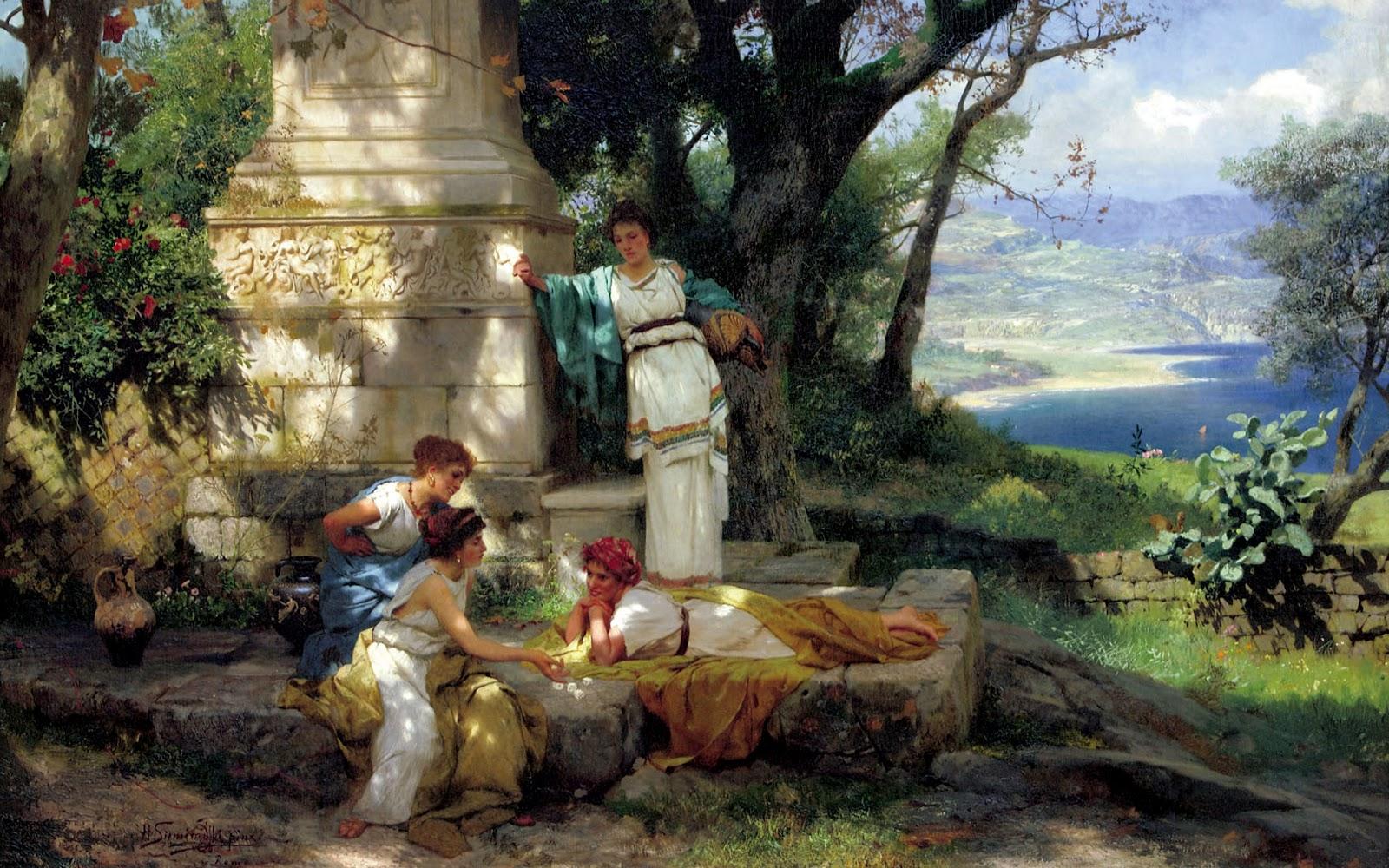 Η εταίρα και φιλόσοφος Λεόντιον