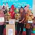 Prestasi terus ditorehkan kali ini, Borong Juara Sekolah Sehat Tingkat Provinsi
