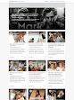 Giao diện blog cá nhân đẹp mẫu số 5