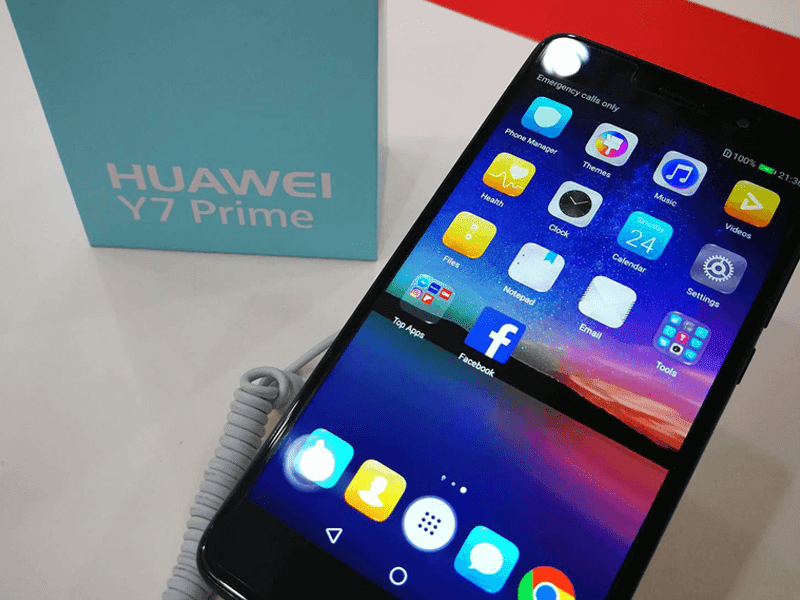 Huawei Y7 Prime Silently Launched In The Philippines, Priced At PHP 9990