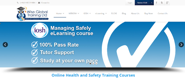 leading health and safety training course provider