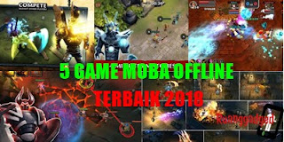 download game yang mirip mobile legends offline