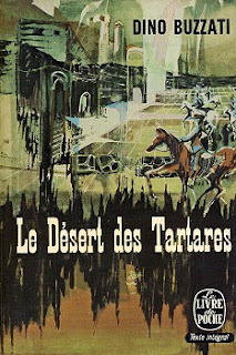 Le désert des tartares - Dino Buzzati