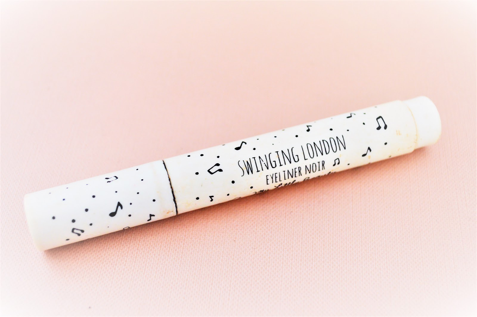 Eyeliner swinging london My Little Beauty