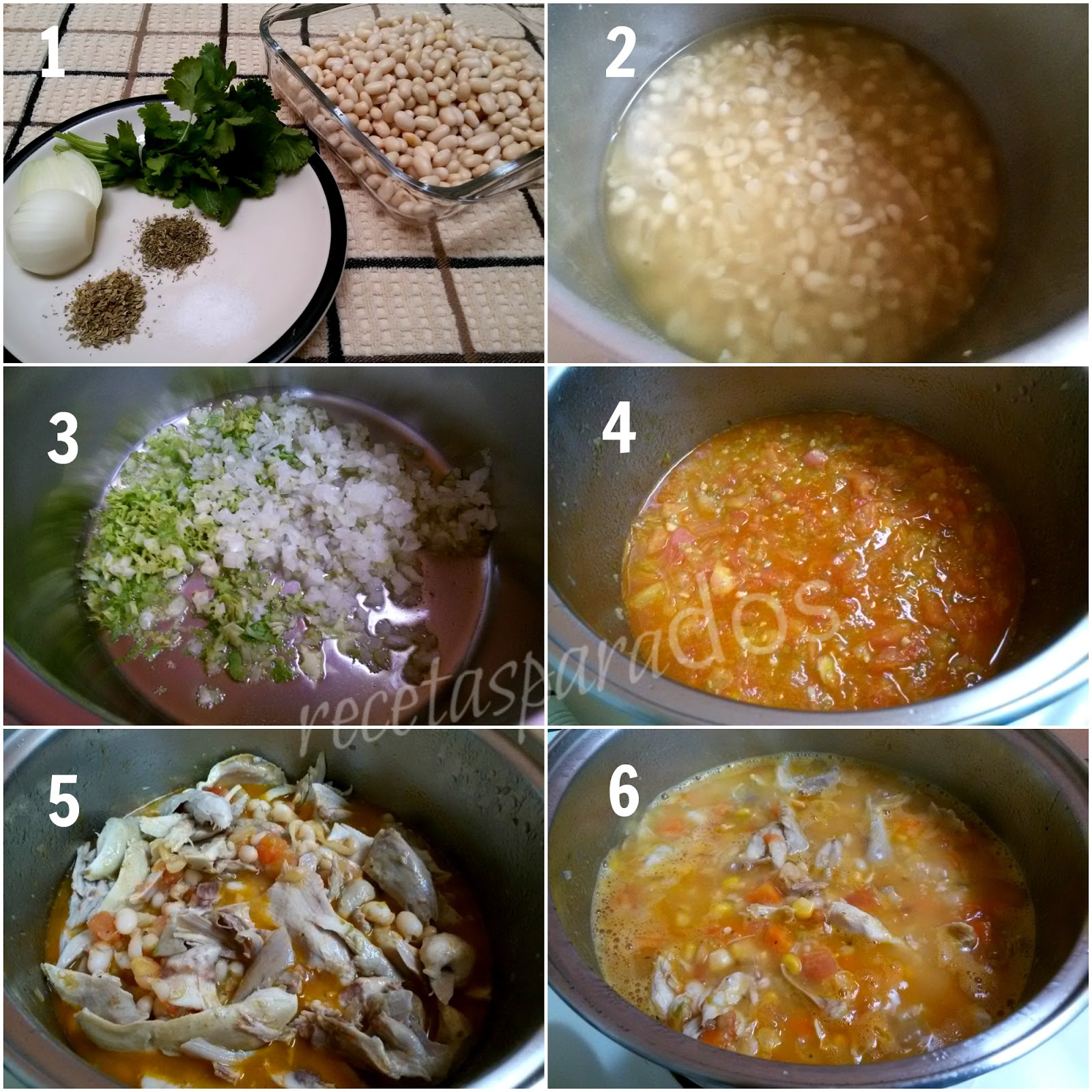 Genial cocinar frijoles fotos como cocinar o preparar los for Resetas para cocinar