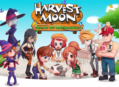 Download Game Android Gratis Harvest Moon: Seeds of Memories apk + obb