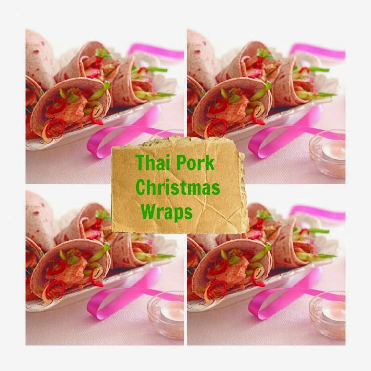 Thai Pork Christmas Wraps: Quick And Easy Meal Ideas
