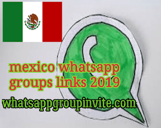 Mexico WhatsApp group link
