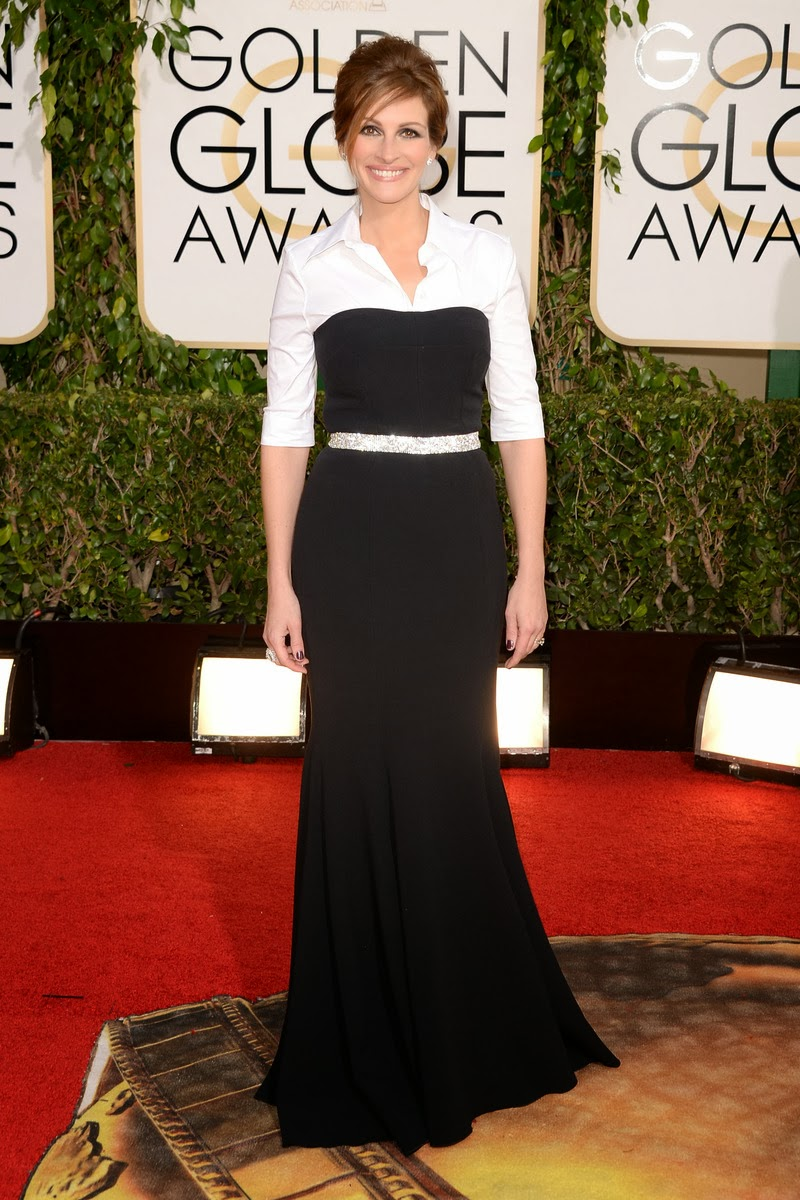 Golden Globe Julia Roberts