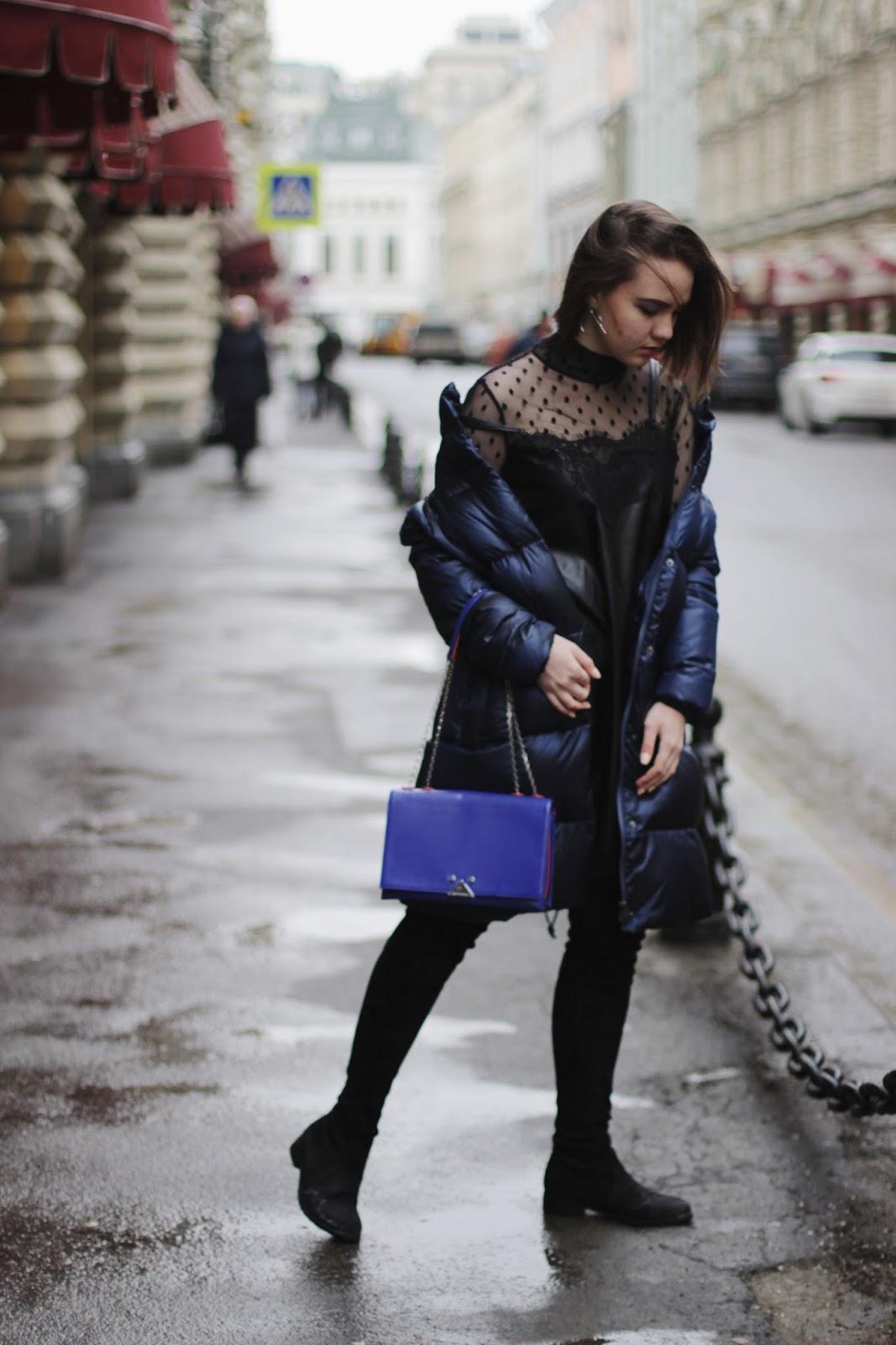 Street Style 2017 | Puffy Jacket