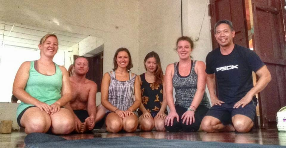 Yoga - La Isla Foundation