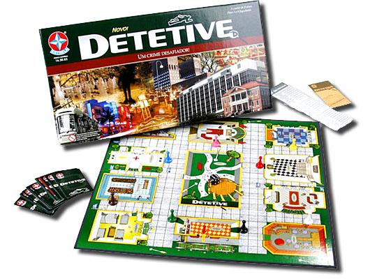 11 Jogos tabuleiro - Detetive